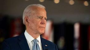 Joe Biden reflects on the protests in the USA