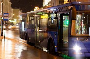Сегодня общественный транспорт в Тбилиси будет работать до 01:00