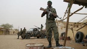 მალიში ტერორისტების თავდასხმას 23 სამხედრო ემსხვერპლა