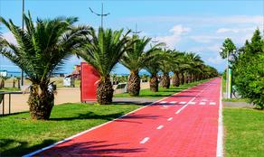 How much will dumping rubbish, breaking other laws cost you in Batumi Boulevard?