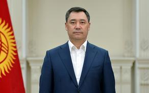 Садыр Жапаров победил на президентских выборах в Киргизии
