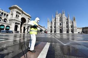 იტალიაში COVID 19-ით ბოლო 24 საათში 153 ადამიანი გარდაიცვალა