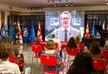 В Европейском университете прошла церемония награждения Модуля Жана Монне
