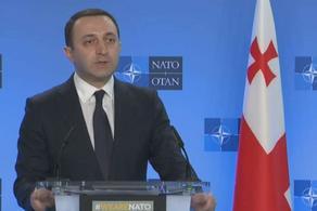 NATO-ში გაწევრიანება პრიორიტეტია - ირაკლი ღარიბაშვილი