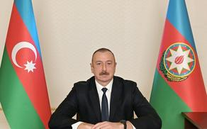 Ilham Aliyev arrives in Moscow