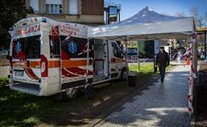 შვეიცარიაში COVID-19-ით ინფიცირებულთა რაოდენობამ 27 078-ს მიაღწია