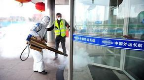 Number of infected exceeded 20,000 in China
