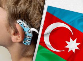 Azerbaijani children with cochlear implants undergo rehabilitated