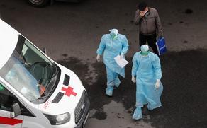 В России за сутки COVID-19 заразились 8926 человека