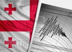 В Грузии произошло четвертое землетрясение за день