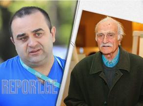 Georgian actor Kakhi Kavsadze's health condition deteriorates