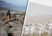მკვდარი ზღვა გაქრობის პირასაა - ფოტორეპორტაჟი