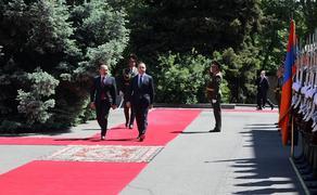 Ираклий Гарибашвили: Грузия всегда была сторонником мирного сотрудничества и сосуществования на Южном Кавказе