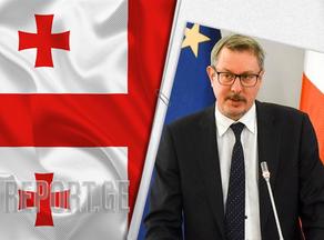 Carl Hartzell: Hopefully, the scale of visa-free travel between the EU and Georgia will increase