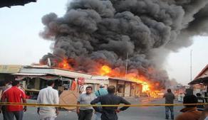 ერაყში აფეთქებების შედეგად დაღუპულთა რიცხვი 16მდე გაიზარდა