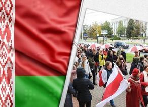 В Беларуси задержали более 100 участников акции протеста