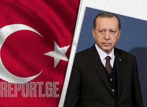 თურქეთის პრეზიდენტი რუსეთს ეწვია