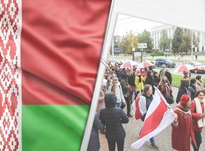 На протестных акциях в Беларуси задержано около 50 человек