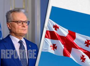Gitanas Nausėda: Georgia is ready to apply for EU membership in 2024