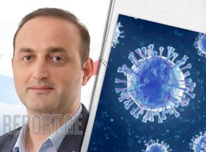 У Нодара Турдзеладзе подтвержден коронавирус