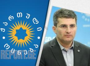 Mdinaradze says if Gavrilov issue bothered UNM head, no bail would have been posted