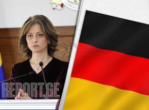 გერმანიის მთავრობა მზად არის, განუსაზღვრელი რაოდენობით მიიღოს ჩვენი მოქალაქეები - ტიკარაძე