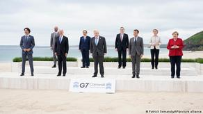G7-ის წევრები პანდემიის დასრულებას 2022 წელს გეგმავენ