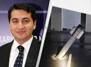 Hikmat Hajiyev: Grad missile shelling Barda and Tartar destroyed - VIDEO