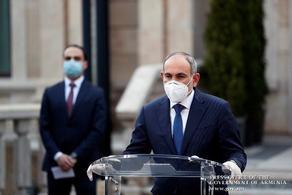 Пашинян: ситуация с COVID-19 в Армении - катастрофическая