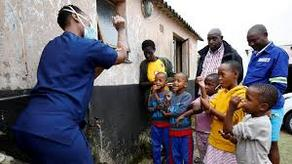 Number of infected reaches 115 237 in Africa