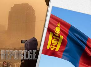 Sandstorm in Mongolia kills six people