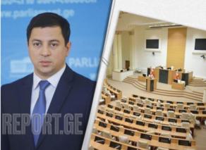 Талаквадзе: Теперь оппозиция представлена в зале заседаний