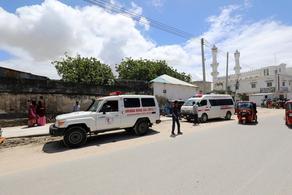 В Сомали в результате взрыва погибли 8 человек