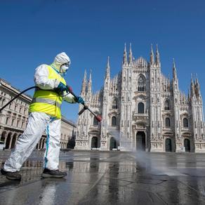 იტალიაში COVID-19-ით ბოლო 24 საათში 172 ადამიანი გარდაიცვალა