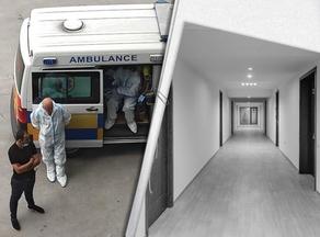 В Батуми мужчина грозился спрыгнуть с 4-го этажа карантинной гостиницы - ФОТО