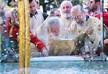 პატრიარქი კიდევ 1 600-მდე ბავშვს მონათლავს