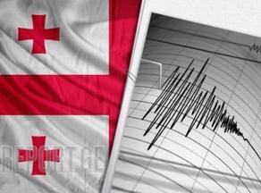 Earthquake shakes Georgia in dawn
