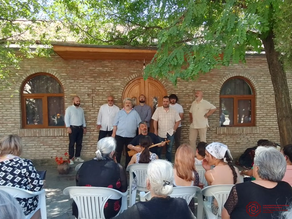 Ensemble Anchiskhati holds concerts