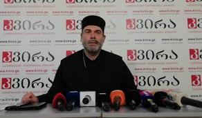 We'll stand in front of the movie theatre - Protoiereus Davit Rukhadze