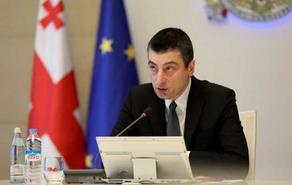 პრემიერი ევროკომისიას 150 მილიონი ევროთი დახმარებისთვის მადლობას უხდის