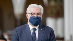 გერმანიის პრეზიდენტი COVID-19-ით გარდაცვლილთა გამო გლოვას გამოაცხადებს