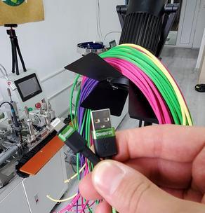 USB-кабели грузинского производства будут продаваться в Нигерии