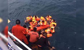 ფილიპინების სანაპირო დაცვამ 60-ზე მეტი ადამიანი გადაარჩინა