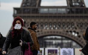 Во Франции зафиксировали 1837 новых случаев заражения коронавирусом