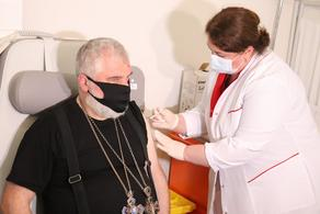 NCDC thanks father Giorgi for setting good example