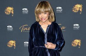 Tina Turner says goodbye to fans after stroke