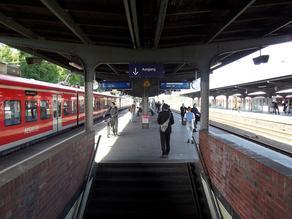 В Германии правоохранители изъяли из поезда взрывное устройство