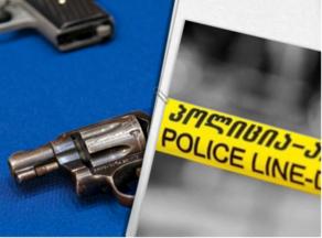 ტაქსის მძღოლი ცეცხლსასროლი იარაღით დაჭრეს