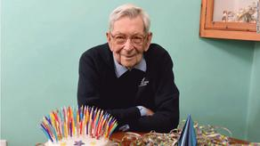 ვინ არის მსოფლიოში ყველაზე ასაკოვანი მამაკაცი - PHOTO