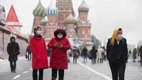 რუსეთში COVID-19-ით ერთ დღეში 8 952 ადამიანი დაინფიცირდა